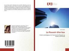 Bookcover of Le Pouvoir d'en bas
