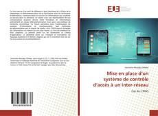 Capa do livro de Mise en place d'un système de contrôle d'accès à un inter-réseau