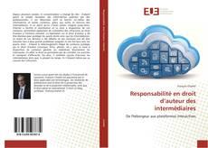 Bookcover of Responsabilité en droit d'auteur des intermédiaires