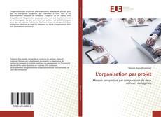 Buchcover von L'organisation par projet