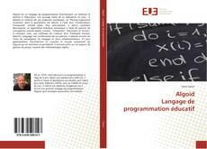 Couverture de Algoid Langage de programmation éducatif