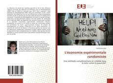 Bookcover of L'économie expérimentale randomisée