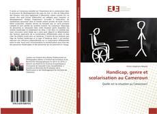 Portada del libro de Handicap, genre et scolarisation au Cameroun