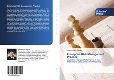 Bookcover of Enterprise Risk Management Practice