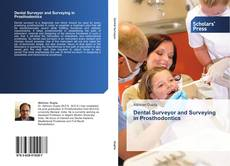 Buchcover von Dental Surveyor and Surveying in Prosthodontics