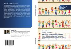 Buchcover von Obesity and Development