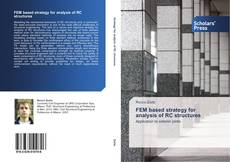Bookcover of FEM based strategy for analysis of RC structures