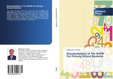 Capa do livro de Standardization of The RATM For Primary School Students