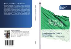 Capa do livro de Policing Internet Fraud in Saudi Arabia