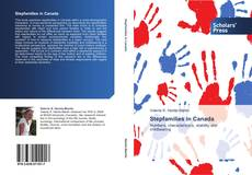 Bookcover of Stepfamilies in Canada
