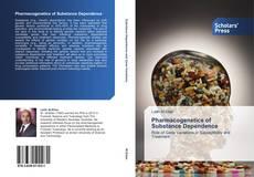 Bookcover of Pharmacogenetics of Substance Dependence