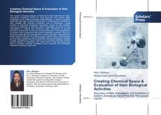 Capa do livro de Creating Chemical Space & Evaluation of their Biological Activities