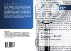 Capa do livro de Introduction to Scientific Computing
