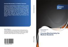 Capa do livro de Concise Biochemistry for Medical Students