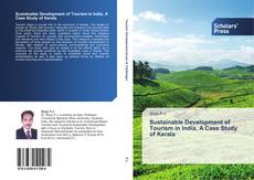 Bookcover of Sustainable Development of Tourism in India: A Case Study of Kerala
