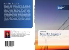 Capa do livro de Demand Side Management