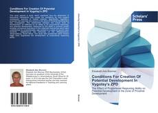 Capa do livro de Conditions For Creation Of Potential Development In Vygotsy's ZPD