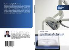 Implant Imaging for Beginners kitap kapağı