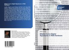 Buchcover von Elliptic Curve Digital Signatures in RSA Hardware