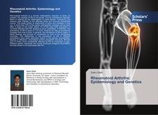 Copertina di Rheumatoid Arthritis: Epidemiology and Genetics