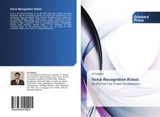 Bookcover of Voice Recognition Robot