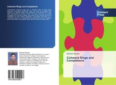 Buchcover von Coherent Rings and Completions