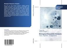 Buchcover von Biological Sequence Analysis