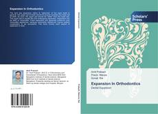 Capa do livro de Expansion In Orthodontics