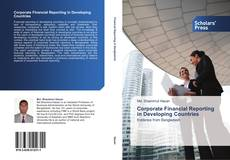 Borítókép a  Corporate Financial Reporting in Developing Countries - hoz