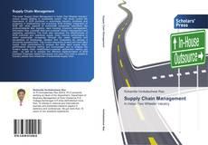 Capa do livro de Supply Chain Management