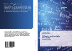 Bookcover of Calculus and Analytic Geometry