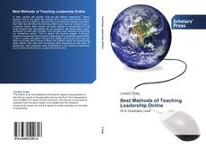 Capa do livro de Best Methods of Teaching Leadership Online