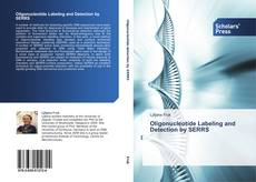 Portada del libro de Oligonucleotide Labeling and Detection by SERRS