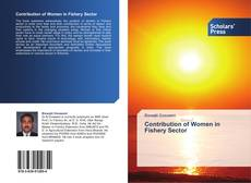 Couverture de Contribution of Women in Fishery Sector