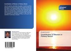Capa do livro de Contribution of Women in Fishery Sector
