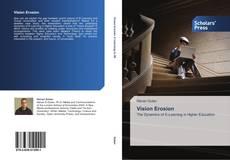 Capa do livro de Vision Erosion