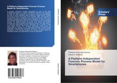 Capa do livro de A Platform Independent Forensic Process Model for Smartphones