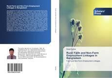 Copertina di Rural Farm and Non-Farm Employment Linkages in Bangladesh