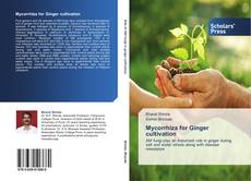 Bookcover of Mycorrhiza for Ginger cultivation
