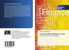 Bookcover of Corporate Bond Market in India