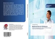 Capa do livro de Medical Device Software