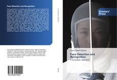 Bookcover of Face Detection and Recognition