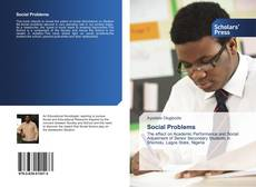 Bookcover of Social Problems