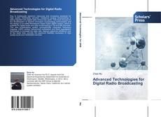 Обложка Advanced Technologies for Digital Radio Broadcasting