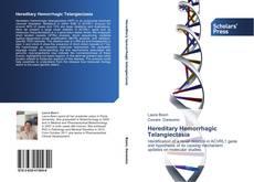 Bookcover of Hereditary Hemorrhagic Telangiectasia