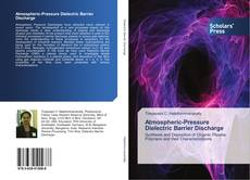 Bookcover of Atmospheric-Pressure Dielectric Barrier Discharge