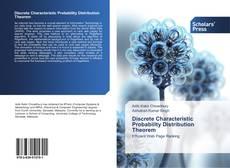 Buchcover von Discrete Characteristic Probability Distribution Theorem