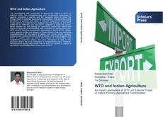 Bookcover of WTO and Indian Agriculture