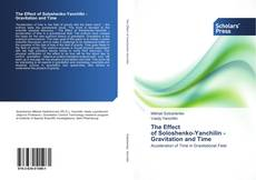 Capa do livro de The Effect of Soloshenko-Yanchilin - Gravitation and Time