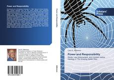 Bookcover of Power and Responsibility